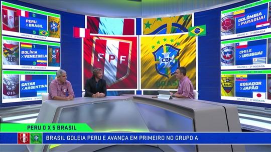 """Ricardinho destaca """"resultado importante"""" para o Brasil e pede equilíbrio para sequência"""