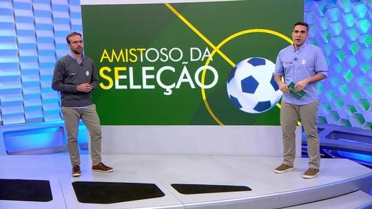 Segue o Jogo: Roger e Villani mostram os destaques da Copa do Brasil e do amistoso da Seleção