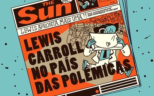 6 imagens sobre a vida de Lewis Carroll e o suposto caso de pedofilia