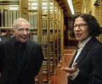 Martin Scorsese e Fran Lebowitz em 'Pretend it's a city' | Netflix