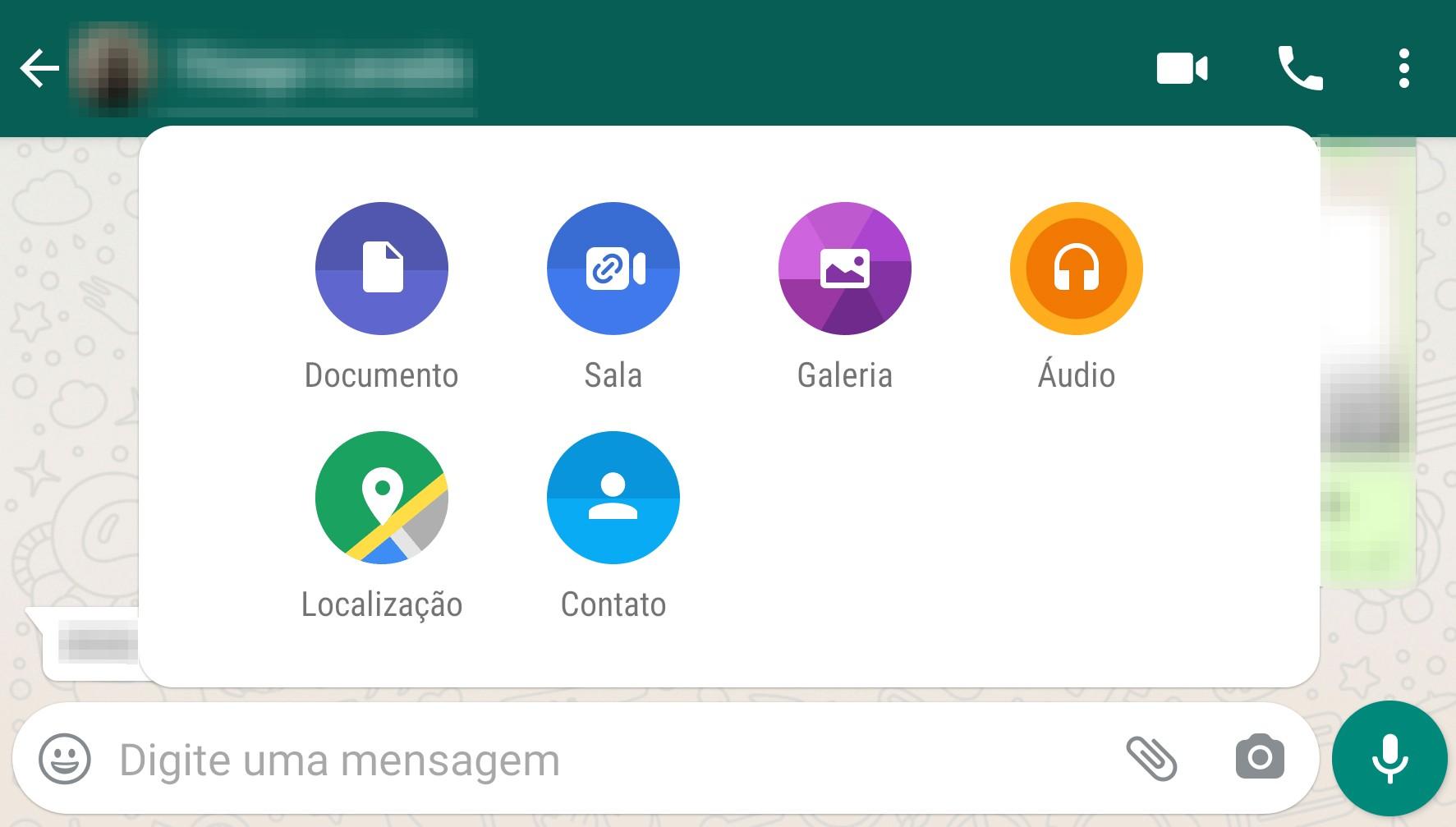 WhatsApp recebe função para acessar recurso de conversa em vídeo no Messenger