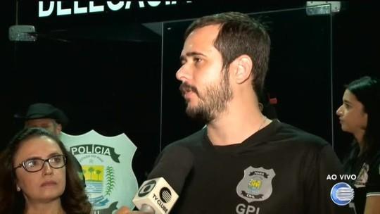 Polícia do Piauí localiza ambulância que teria sido usada para pagar de dívida