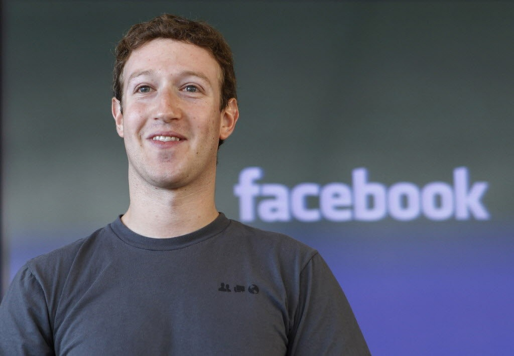 Mark Zuckerberg (Foto: editor)