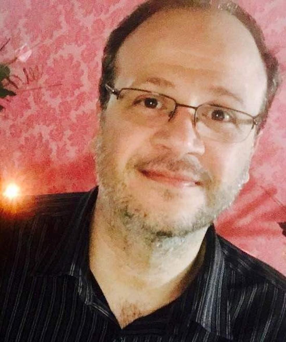 Clodoaldo Pirani Júnior, médico que atuava na linha de frente — Foto: Prefeitura de Barra dos Garças/Divulgação