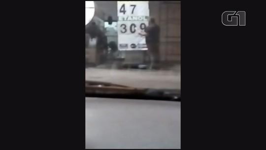 Em meio a desabastecimento, dono de posto é flagrado subindo preço de combustíveis em MG; veja vídeo