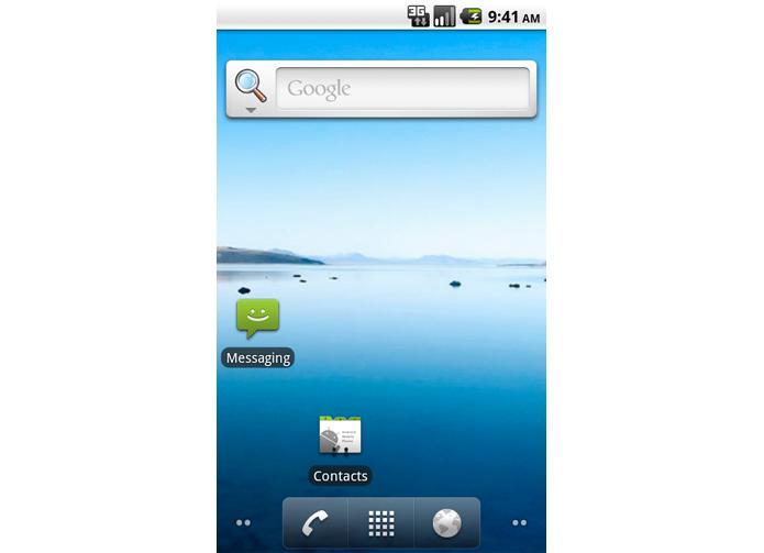 Android Froyo (Foto: Divulgação)