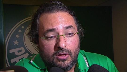 Diretor do Palmeiras descarta Geromel e diz que não está negociando com Goulart