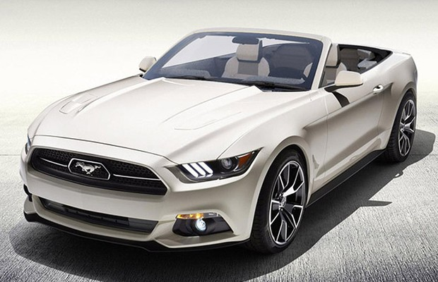Ford Produz Mustang Convers 237 Vel Exclusivo Por Uma Boa