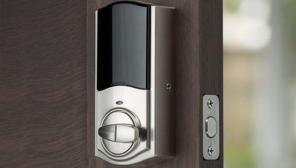 Kevo Converte permite distribuir chaves digitais a parentes e amigos (Foto: Divulgação/Kwikset)
