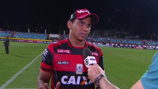 """Walter reitera confiança: """"Quem esperava a gente ganhar do Corinthians?"""""""