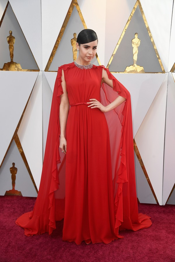 A atriz Sofia Carson (Foto: Getty Images)