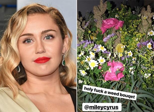 Miley Cyrus (Foto: Getty Images e Reprodução / Instagram)