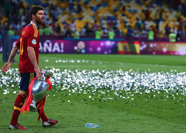 Xabi Alonso (Foto: Getty Images)