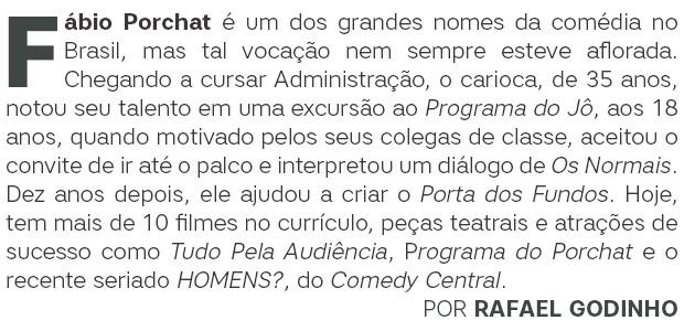 Fábio Porchat - Abre (Foto: .)