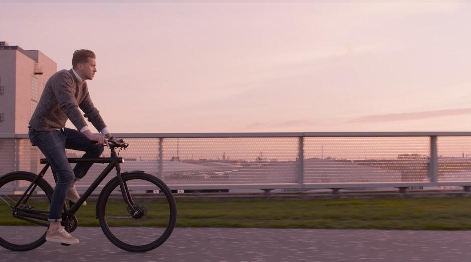 """Bikes da VanMoof """"gritam"""" como um gato em situações de furto (Foto: Divulgação)"""