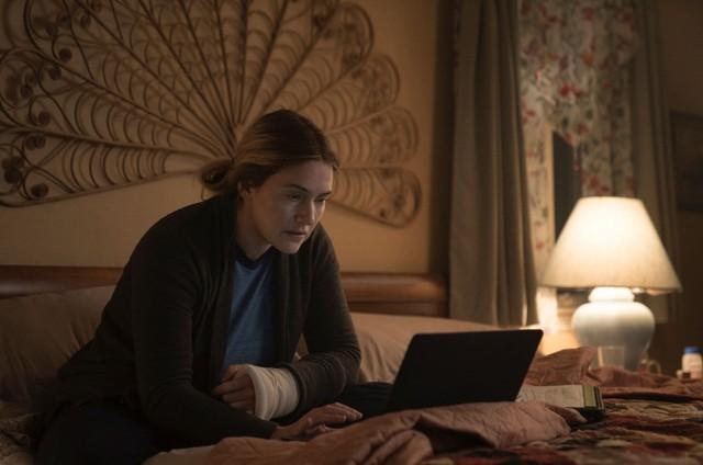 Kate Winslet na série 'Mare of Easttown' (Foto: Divulgação/HBO)