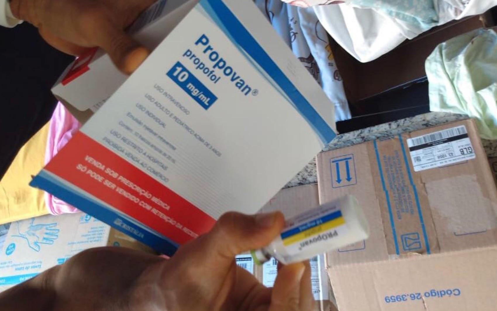 Operação prende suspeito de vender ilegalmente remédios para tratamento de pacientes com Covid-19, em Goiânia