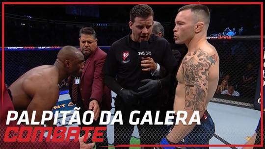 Palpitão do Combate: Marlon Moraes concentra mais palpites que José Aldo no UFC 245