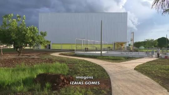 Centro de Inciação ao Esporte será inaugurado no sábado, em Rio Branco