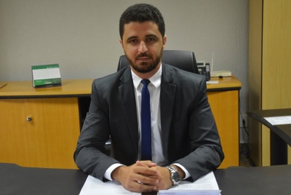 Secretário da Cidadania e Justiça assume chefia da SSP interinamente — Foto: Divulgação
