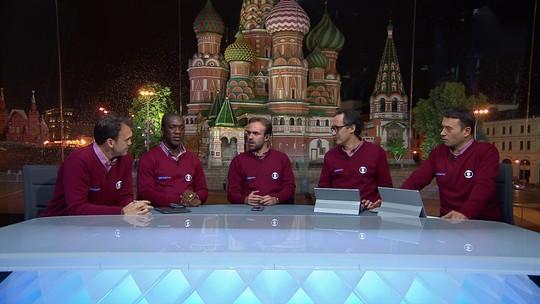 """""""Ele ainda está decidindo"""", diz Rizek sobre Tite esconder a escalação da Seleção"""