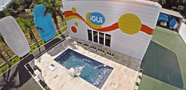 Unidade da franquia iGUi (Foto: Divulgação)