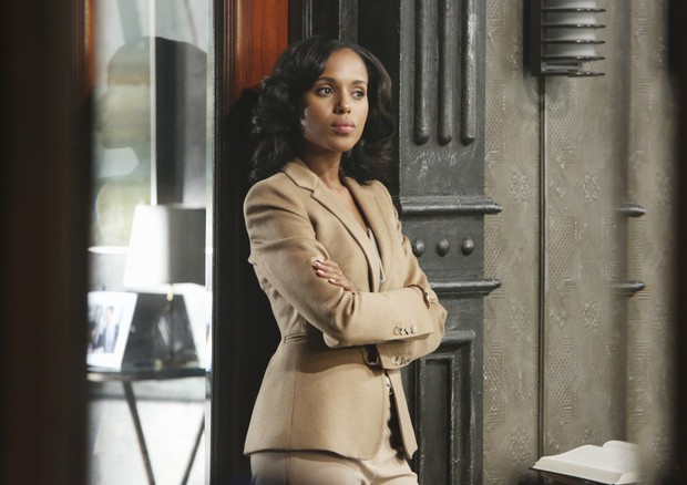 Kerry Washington em Scandal (Foto: Shondaland/Abc Studios/Kobal/Shutterstock)