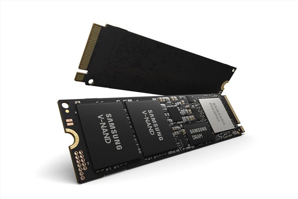 970 EVO Plus traz ainda mais desempenho que seu antecessor — Foto: Divulgação / Samsung