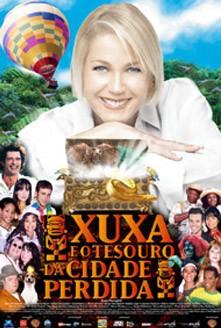 filme Xuxa and The Lost City´s Treasure