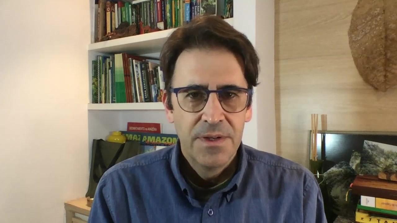 Tasso Azevedo sobre a redução do desmatamento: 'Não tivemos um resultado concreto'