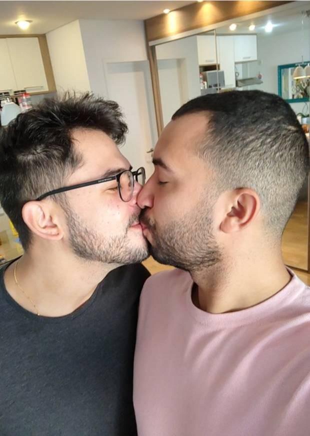 Plinio Vasconcellos e Gil do Vigor (Foto: Reprodução/Twitter/Instagram)