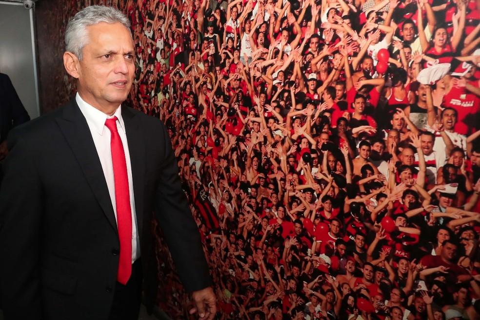 Reinaldo Rueda é o novo técnico do Flamengo (Foto: Gilvan de Souza/Flamengo)