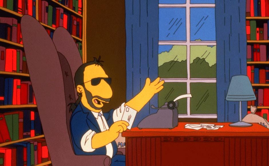 Rede Globo - Os Simpsons: relembre famosos que já participaram da ...