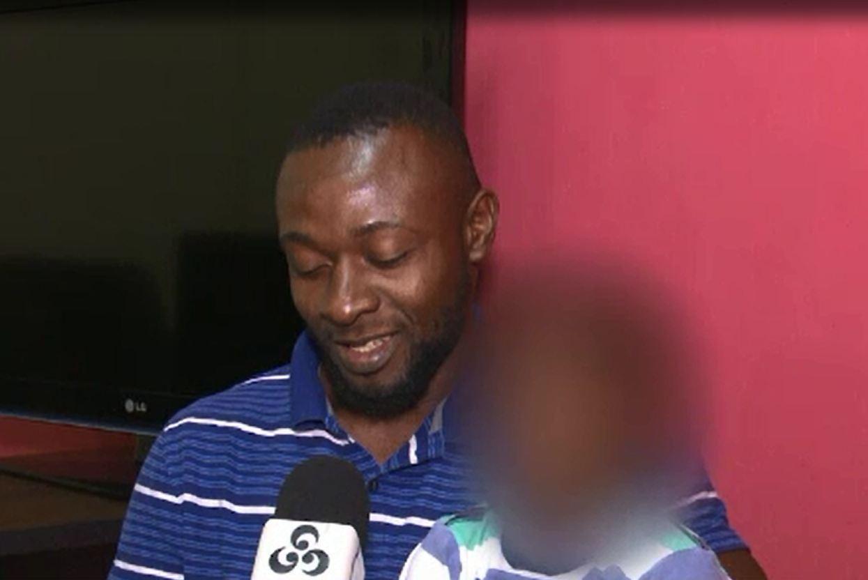Após reencontro, criança abandonada pela mãe no AC vai voltar com o pai para a Guiana Francesa - Notícias - Plantão Diário
