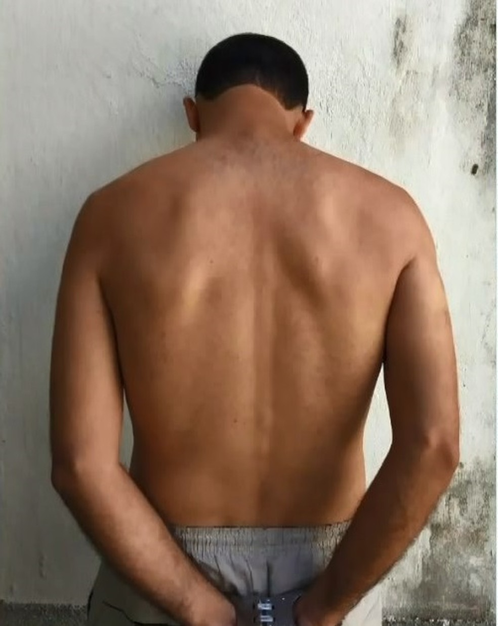 Pai é preso por envenenar filho de 7 anos, no Sul do ES — Foto: Divulgação/ PC