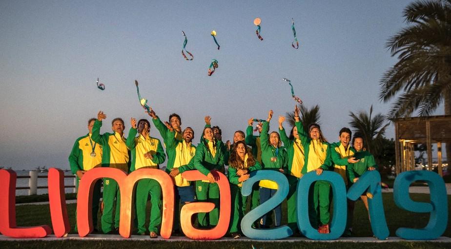 Brasil fecha Pan com recorde de medalhas e vice-liderança no quadro que não vinha há 56 anos
