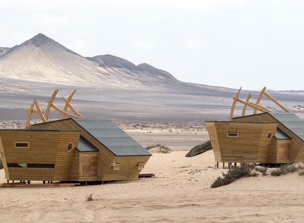 Shipwreck Lodge (Foto: Divulgação)
