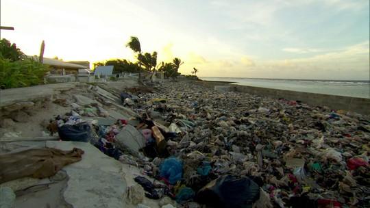 Cidades e Soluções: pesquisadores encontram lixo em regiões profundas do oceano