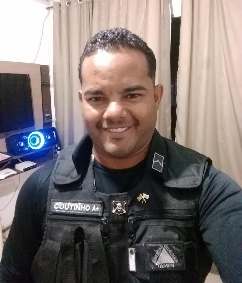 Fábio Coutinho tem 42 anos, é do Rio de Janeiro, e mora em Minas Gerais há 6 anos — Foto: Arquivo Pessoal