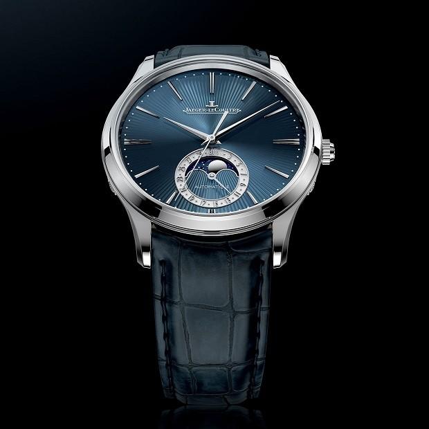 Jaeger-LeCoultre 'Midnight Blue' Master Ultra Thin Moon Enamel (Foto: Divulgação)