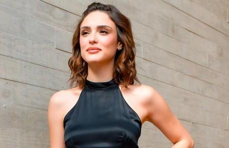 Ano passado, ela foi uma das protagonistas de 'Verão 90'. No cinema, viverá a personagem Tina, em 'Turma da Mônica: Lições' Lu Prezia