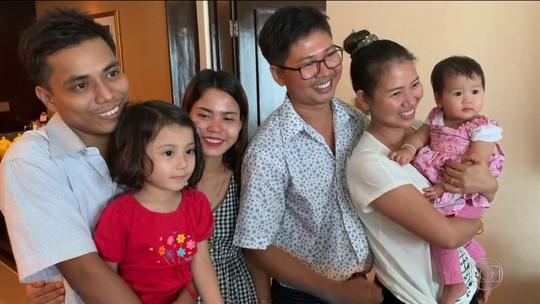 Mianmar liberta jornalistas presos por publicar texto sobre assassinatos
