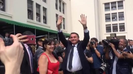 Bolsonaro diz que vai tirar Brasil da ONU se for eleito presidente