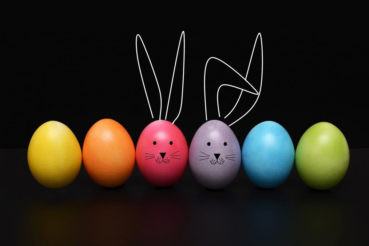 Por que ovos e coelhos são símbolos da Páscoa?