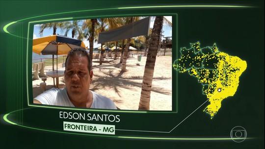 Vídeos de Fronteira, São Rafael, Estação, Bias Fortes e Governador Nunes Freire