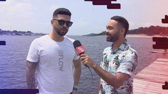 'Paneiro' tem flutu, chifre e Manaus ao Luar