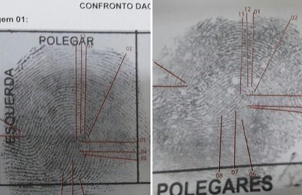 IML identifica corpo encontrado em decomposição dentro de poste em Goiás (Foto: Divulgação/Polícia Civil)
