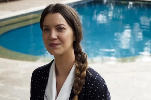 Nathalia Dill é Fabiana em 'A dona do pedaço' (Foto: Reprodução)