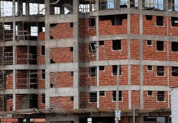 Construção civil ; casa popular ; imóveis ; urbanização ; infraestrutura ; moradia ; edifício ; edificação ;  (Foto: Antônio Cruz/Agência Brasil)