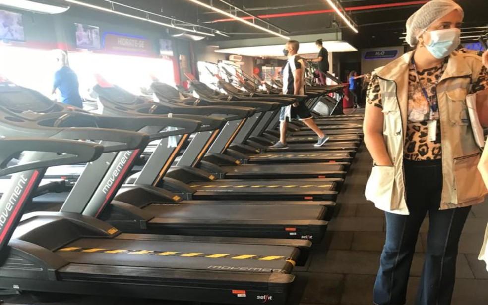 Parnamirim limita lotação de academias e transporte público a 50% — Foto: Divulgação/SMS
